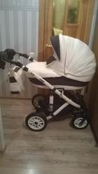 Детская коляска Adamex Galactic 2в1