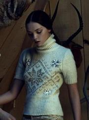 свитер D&G, в точности как на фото